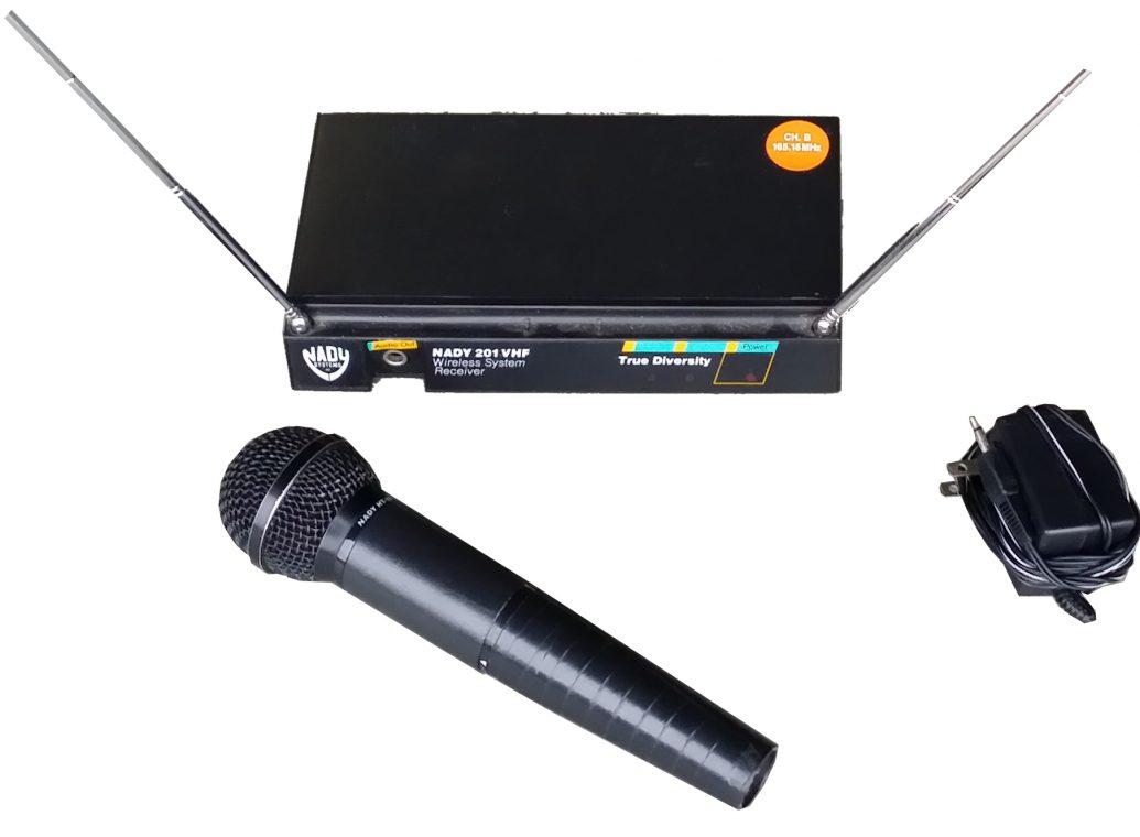 Nady handheld mic